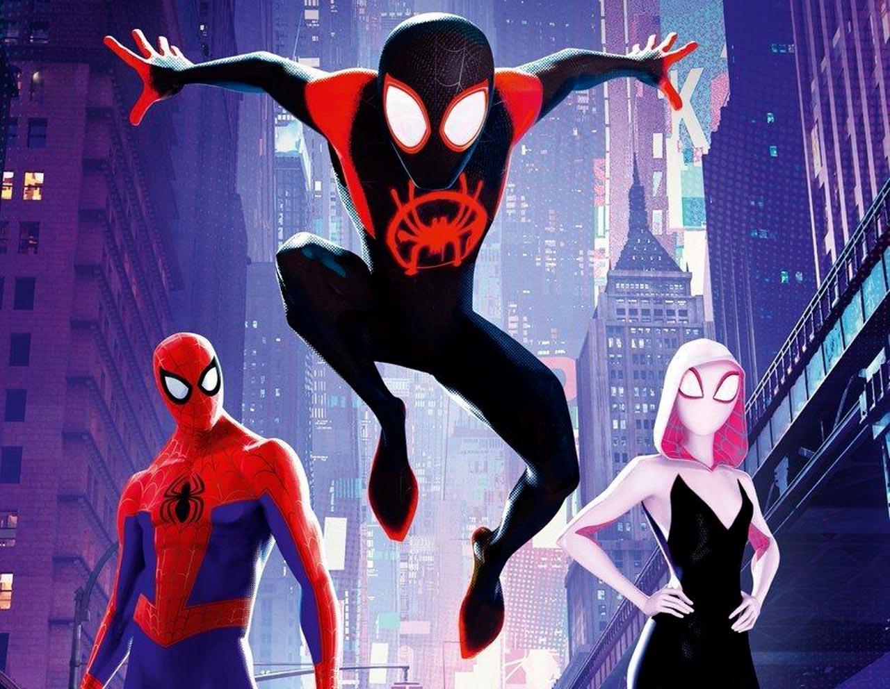 Человек-паук: Через вселенные | Кинотеатр Silver Cinema